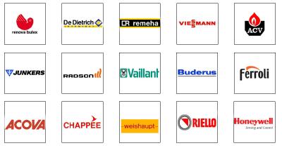 depannage chaudiere logo Bruxelles